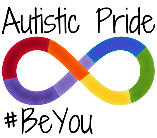 Autistic Pride #Be You